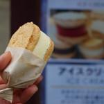 パティスリー コテ デュ ボワ - 料理写真:アイスクリーム