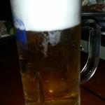 だいわ - 生ビール