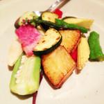 中華 うずまき - 色々野菜の炒め物