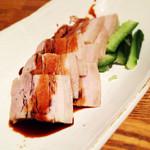 中華 うずまき - 蒸し豚 小盆