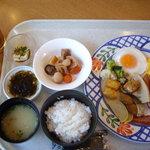 301122 - 朝食ブッフェ一例