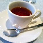 オッティモ・シーフード・ガーデン - 紅茶