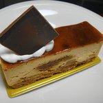アンテノール - キャラメルチーズケーキ