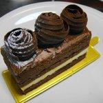 アンテノール - ティラミスクリームのショコラケーキ