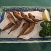 小田原湯本カントリークラブ - 料理写真:まめ鯵のから揚げ
