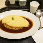 イクスピアリ・キッチン 舞浜洋食軒 - ふわふわデミオムライス