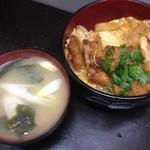 のぶしま - カツ丼