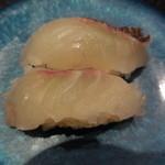 活 大江戸 - 真鯛130円
