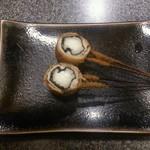 30101268 - 他人巻き(長芋を海苔で巻き、豚で包んだもの)