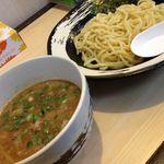 槍 - つけ麺[750円]