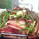 30104535 - たっぷり野菜の鉄板牛肉