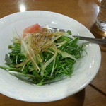 伽哩本舗 - サラダ