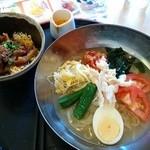 ジョナサン - 料理写真:冷麺