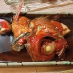 うめはら - 金目鯛の煮付