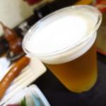 味の笛 - 生ビール250円!(驚)