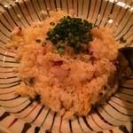 東京酒BAL 塩梅 - 焼き飯