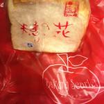 30108235 - 穂の花「少し小さめな食パン」