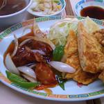 なにわ飯店 - 料理写真:中華定食