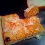 神戸鉄板焼 白秋 - 豆腐