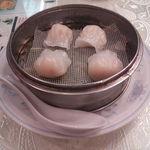 Nankinchouyuukouhanten - 海老餃子蒸し(575円)