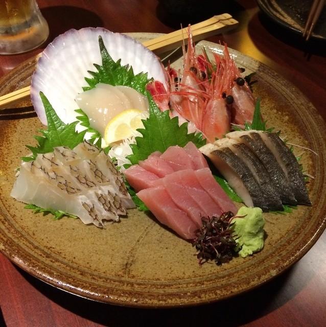 魚問屋 魚きんた - コース(盛り合わせ)
