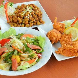 ◆本場ネパールの逸品料理ございます!(テイクアウトOK)