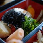 ヘルシーハウスやさい畑 - 根菜に青菜