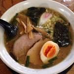 石井食堂 - 味噌ラーメン