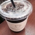 アクセント カフェ - アイスコーヒー300円