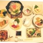 和食処おおつぼ - 料理写真:おまかせコース 3,240円~ (夜メニュー)