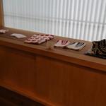 萠菖軒 - 店内で小物の販売がされています_2014.04