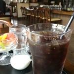 珈琲 蔵人珈蔵  - アイスコーヒーにしました
