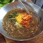 ヌルボンガーデン - 「韓国冷麺」です。