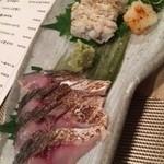 北浜あなごや 日本酒と酒肴のお店 -