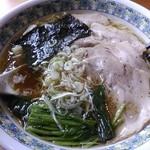 麺亭コバ - チャーシューメン