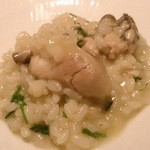 サグラ - 牡蠣のリゾット