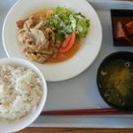 シーガル - マリン定食