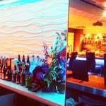 バークラッシー - お酒の種類も豊富