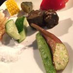 30145157 - 有機野菜食べ放題