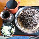 麺屋一ふじ - 料理写真:もりの大盛り