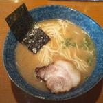 ながさわ - 煮干豚骨 750円