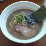 ながさわ - 煮干醤油 750円