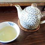 高柳食堂 - お茶