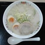 餃子の王将 イオン仙台店 - 牛骨ラーメン:494円(税込)【2014年8月撮影】