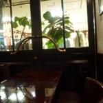 パパス カフェ - デパートの4F