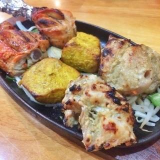インド・ネパール料理 パルカッシュ - (2014.8.16)