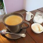 パティスリー ラ・グリシーヌ - コーヒー