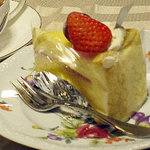 ジョフラン - ケーキ