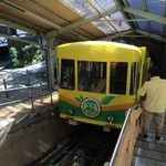 30150905 - 登山鉄道、青葉号は快適。