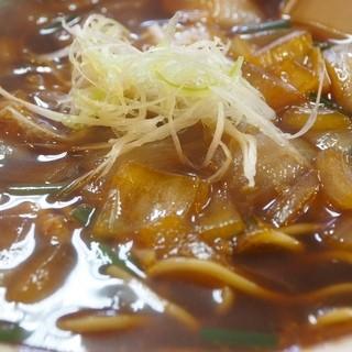 八平の食堂 - 料理写真:750円『アリランラーメン』2014.8